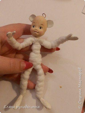 Здравствуйте, жители СМ. Сегодня хочу показать как создавался этот малыш. Может быть, кому-нибудь это пригодится. фото 9