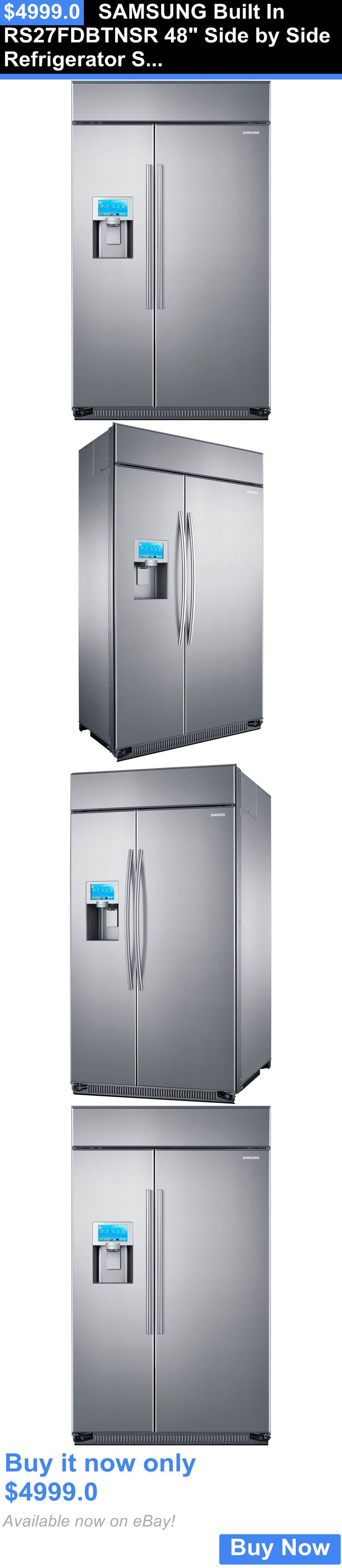 15 best Stainless Steele Refrigerator images on Pinterest