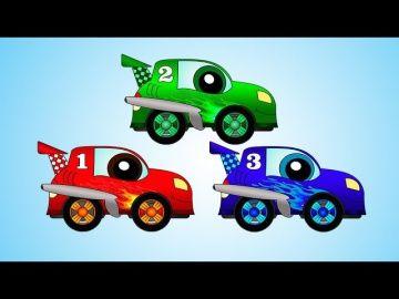 Мультфильмы про машинки: игры, гонки и калинка малинка - мультики для детей http://video-kid.com/10320-multfilmy-pro-mashinki-igry-gonki-i-kalinka-malinka-multiki-dlja-detei.html  Добрый мультфильм про красную машинку, которая любит игрушечные гонки, но еще больше любит помогать своим друзьям. Если гоночный автомобиль проколол колесо или кого-то нужно отбуксировать, красная машинка номер 1 готова помочь! Смотрите добрую сказку про дружбу внимательно - в начале мультфильма маленьких зрителей…