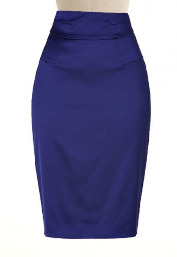 esta es una falda. es largo, apretada y azul. me gustaría llevar esta falda de algún lugar de fantasía