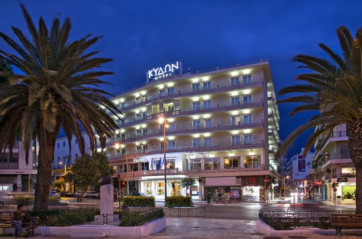 SWOT Offers Sales and Promotional Services to 'Kydon, The Heart City Hotel'.