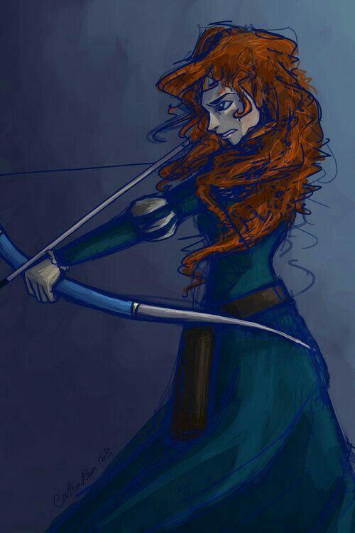 Principessa Merida