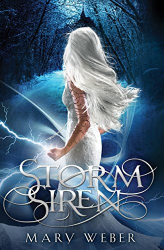 Storm Siren!  Recommended by Laini Taylor and Marissa Meyer.  Wait for the trilogy--first book released 8/19/14.