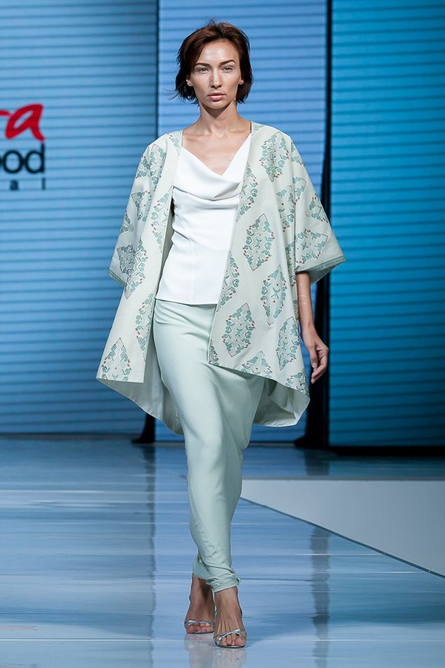 Fashion Extravaganza, JF3 2014 – Cita Tenun Indonesia by Auguste Soesastro – The Actual Style
