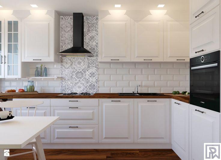 Kuchnia na Jodłowej - zdjęcie od Architekt Wnętrz Patrycja Wojtaś - Kuchnia…