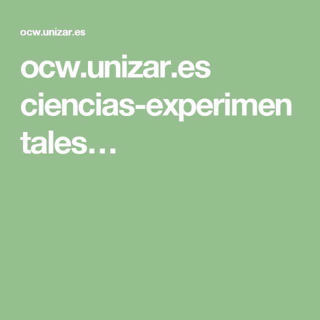 ocw.unizar.es ciencias-experimentales…