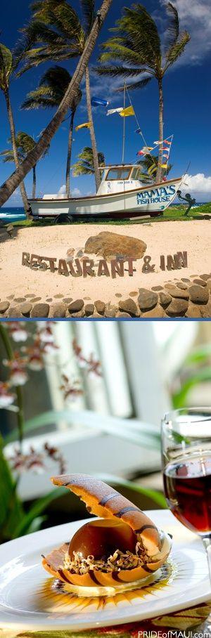 Top 10 Restaurants on Maui. Yum! http://www.prideofmaui.com/blog/activities/top-10-restaurants-maui.html