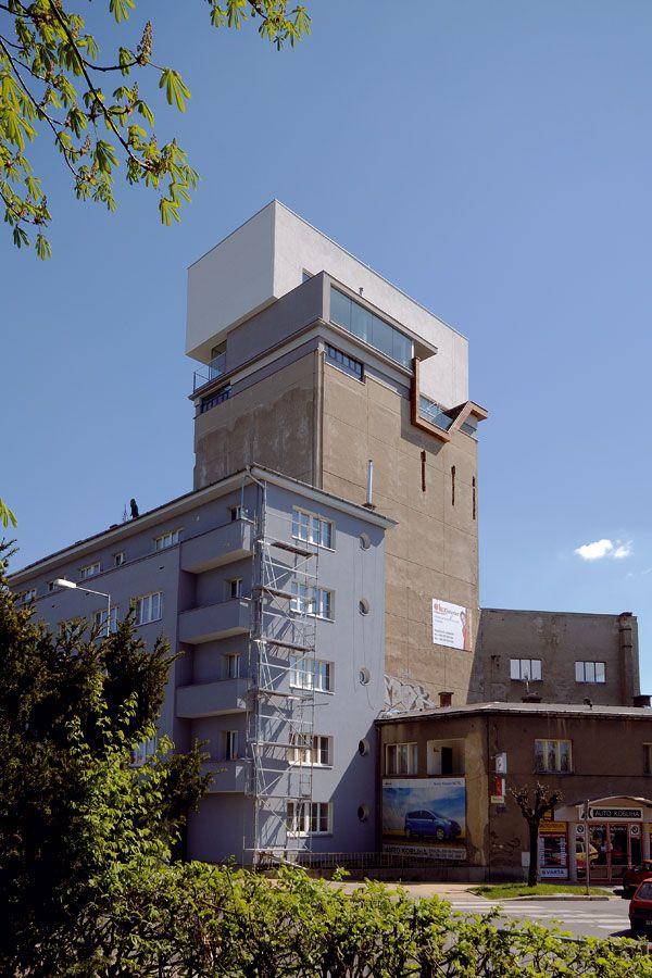 Bauhaus olomouc