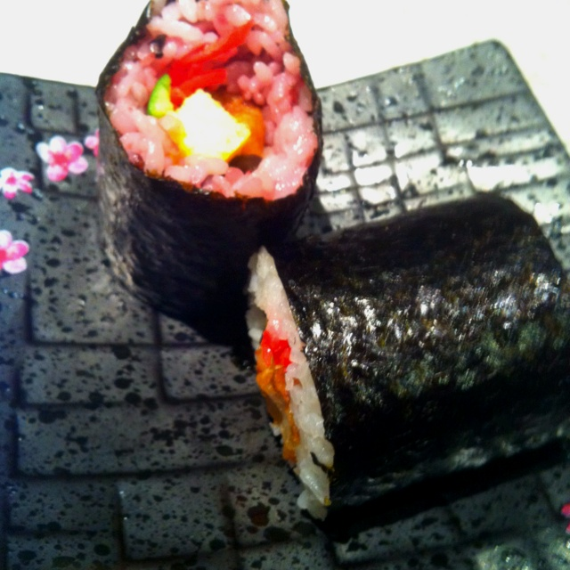 """Japanese Must eat February 3rd time """"Eho-Maki"""" Riceroll It's Culture"""