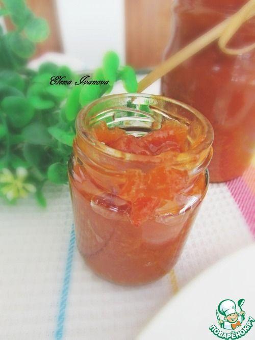 Китайский сладкий соус - кулинарный рецепт