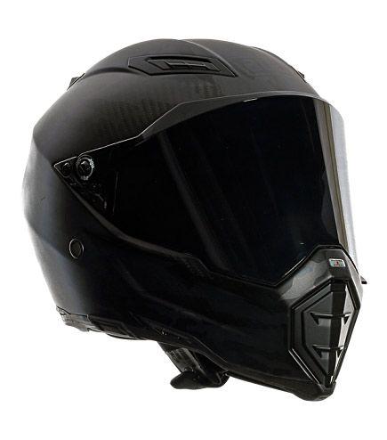 MV Agusta AGV AX 8 EVO Naked Helmet Matt Red/Black Size S