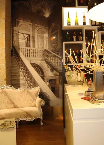 Cotto Restaurant, Via Torino 124, Rome, design and made by RPM Proget