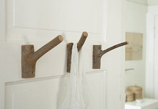 The Anti-Closet: Timber Hooks