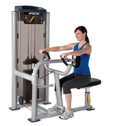 Seated Row C019ES | Vitality Series | Strength | Commercial | Precor