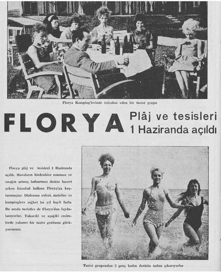 Florya #birzamanlar
