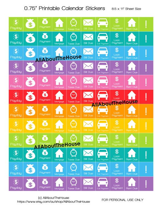 stickers printable daily ref shop home active 3 stickers calendar ...