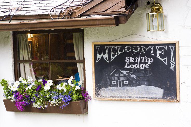 Ski Tip Lodge, a wedding venue in Keystone, Colorado. Photo courtesy of IN Photography. #mountainwedding