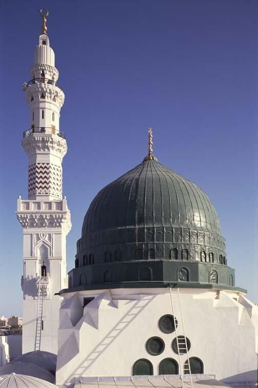 Masjid Nabawi dome