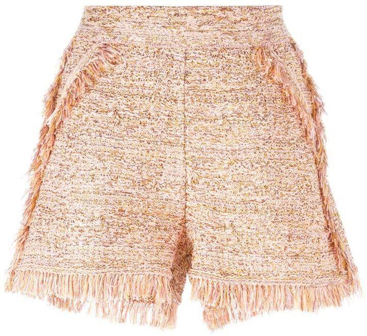 Pin for Later: 13 perfekte Shorts für den Sommer, die nicht aus Jeans sind  M Missoni gestrickte Shorts mit ausgefransten Kanten (420 €)
