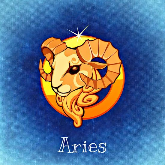 Aries ~ be who you are