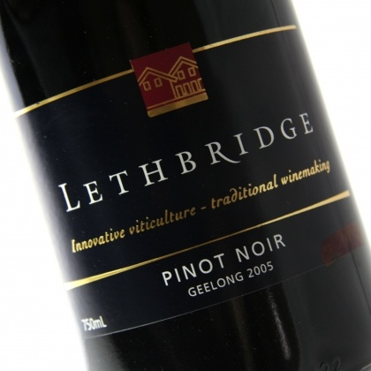 Pinot Noir from the Geelong region of Victoria Australia. Pinot noir ismost successful in the cooler regions of Australia