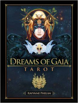 I might treat myself to this deck, LOVE the box cover, I wonder if the cards would match my expectations... ♥ ♥ ♥ Dreams of Gaia Tarot Deck http://www.silvermoonreiki.co.uk/