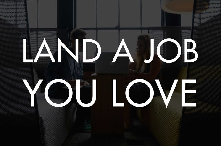 Working in an awful job creates a lot of misery. I put together this course so you can start getting paid to do work that makes you happy :)