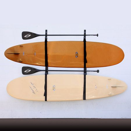 SUP Wall Hanger, Stand Up Paddle Board Storage, SUP Accessories Gear