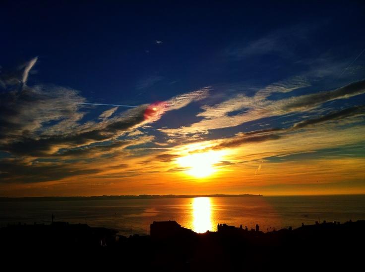 Pirano (Slovenia): un paradiso a 20 km da #Trieste (#sunset)