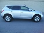 2007 Nissan Murano AWD 4dr  Price$17,983    Body Style4-Door SUV  Mileage46,657  EngineV6 Cylinder Engine Gasoline  TransmissionXtronic continuously variable automatic transmission  Ext. ColorSilver  Stock NumberP3166  VINJN8AZ08W97W650329  LocationKent Rylee Automotive Solutions Rogers, AR