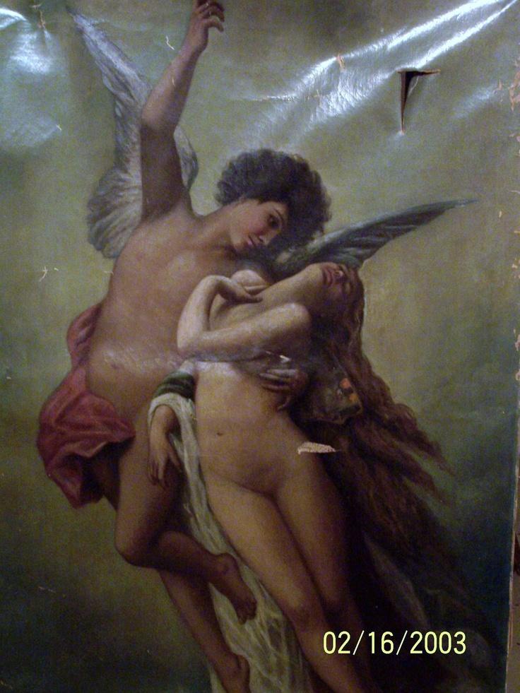 cupido und psyche
