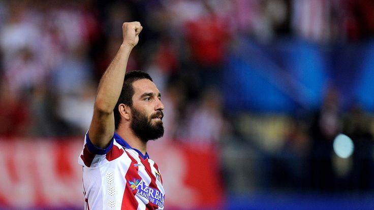 Arda Turan wants Atletico Madrid return