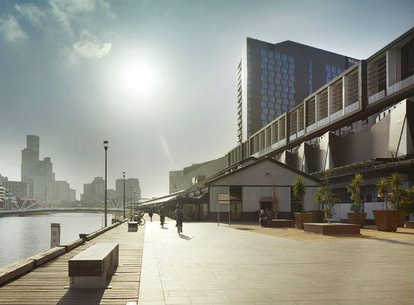 DFO South Wharf Promenade