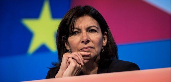 Anne Hidalgo le 2 juin 2016 maire de paris