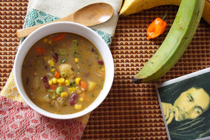 Vegan Ital Stew (Jamaican-inspired)
