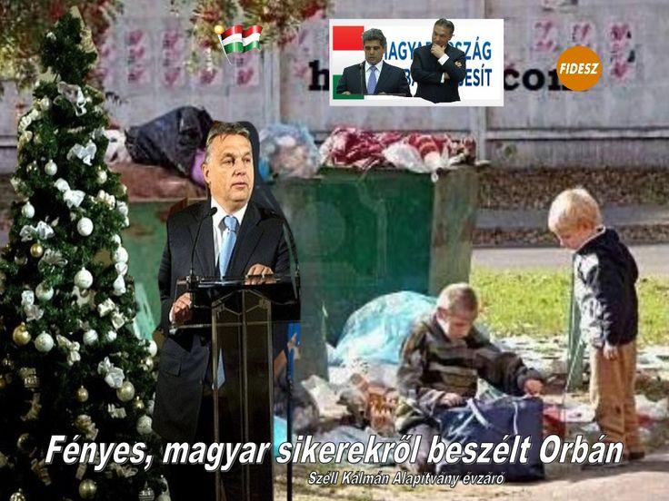 Fényes  magyar  jövő by HUMOROLDAL via slideshare