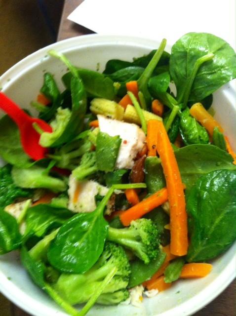Asian Sensation Power Salad