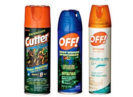 Best insect repellents. They can protect you from mosquitoes carrying West Nile virus, ticks, and other biting insects