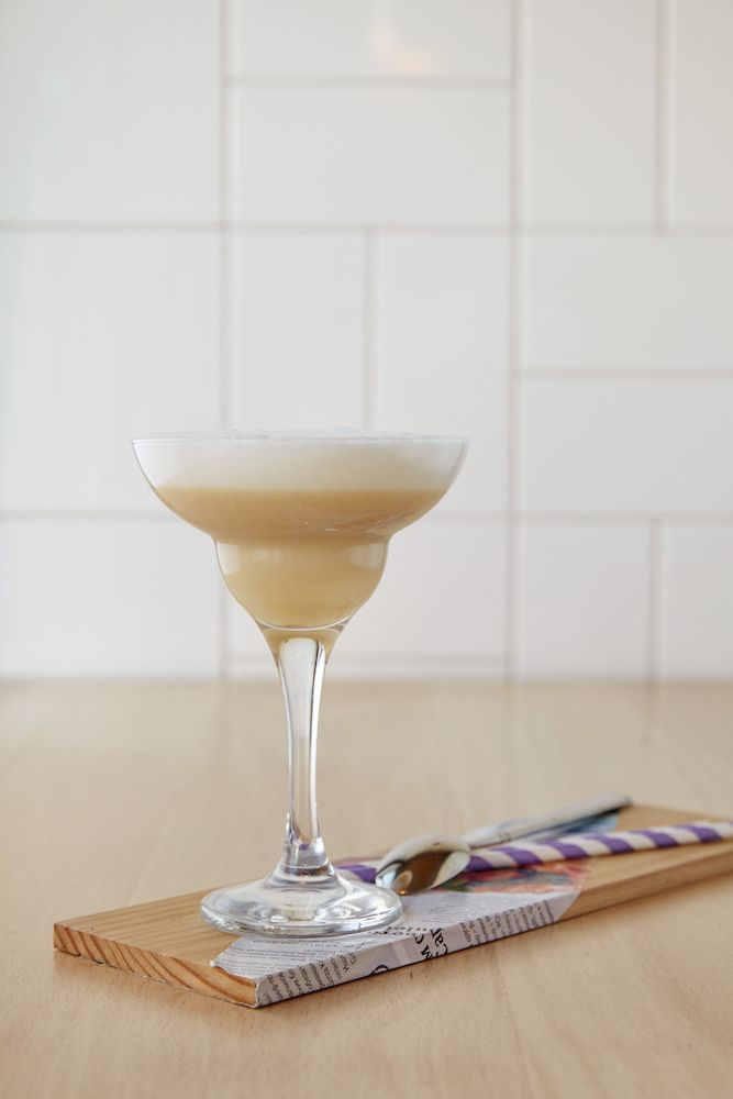 Коктейль «Нежность»: коктейль и десерт в одном #скоровесна #cocktail #sweet #yummy #ginzaproject