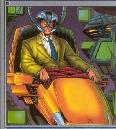 professor x machine