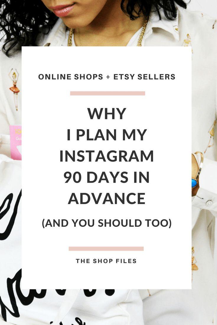Instagram Content Plan | Planning Instagram Content - Planning Instagram Posts | How to plan social media | Instagram Tips for Business