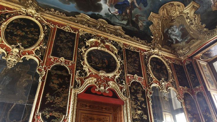 Palazzo reale, Gabinetto Cinese, by Filippo Juvarra