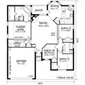 35 best ADA/Wheelchair Accessible House Plans images on Pinterest ...