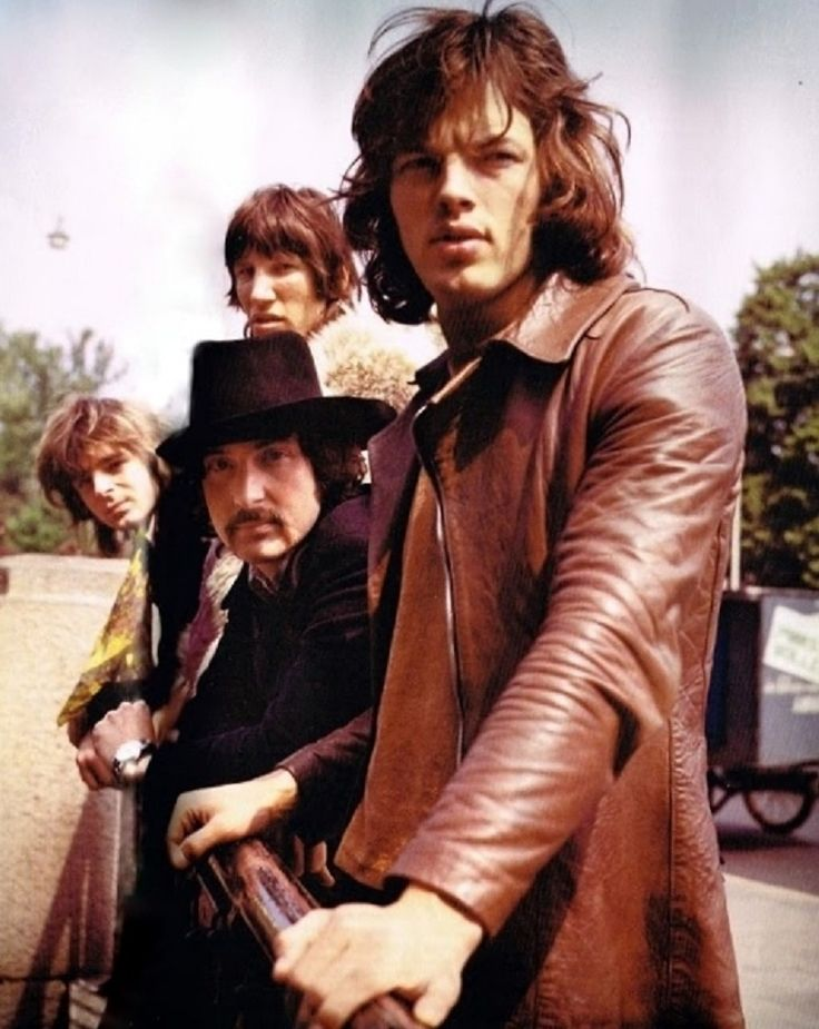 Pink Floyd Amsterdam,1968