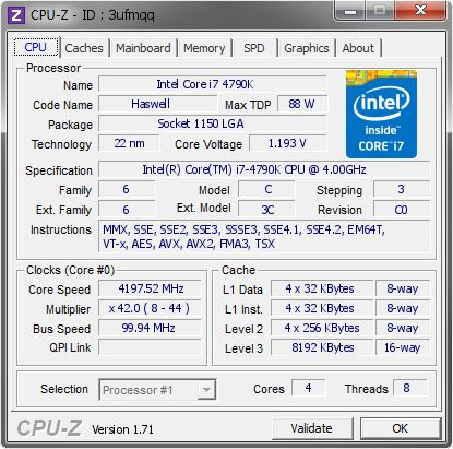 HWMONITOR   Softwares   CPUID--MONITORS HARD DRIVE: TELLS WHEN TO CLEAN FAN, ETC