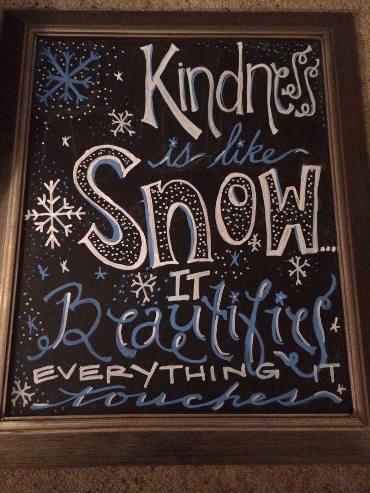 January Chalkboard ideas Love it hsaldivar  Holiday