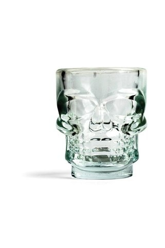 Kikkerland Skull Shot Glasses Set Of 4 @Hope Hardy 21st bday! hehe