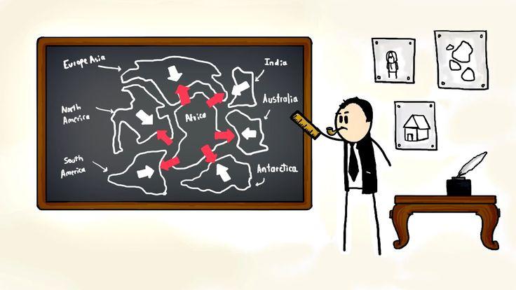 Freunde der Gruft, heute kommen wir einmal wieder unserem Bildungsauftrag nach und zeigen euch mit folgendem Video eine einfache und schnelle Erklärung, wie Plattentektonik wirklich funktioniert