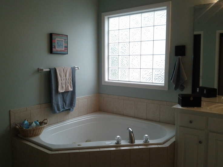 Dining Room Sherwin Williams Copen Blue: Copen Blue In My Master Bathroom. Love