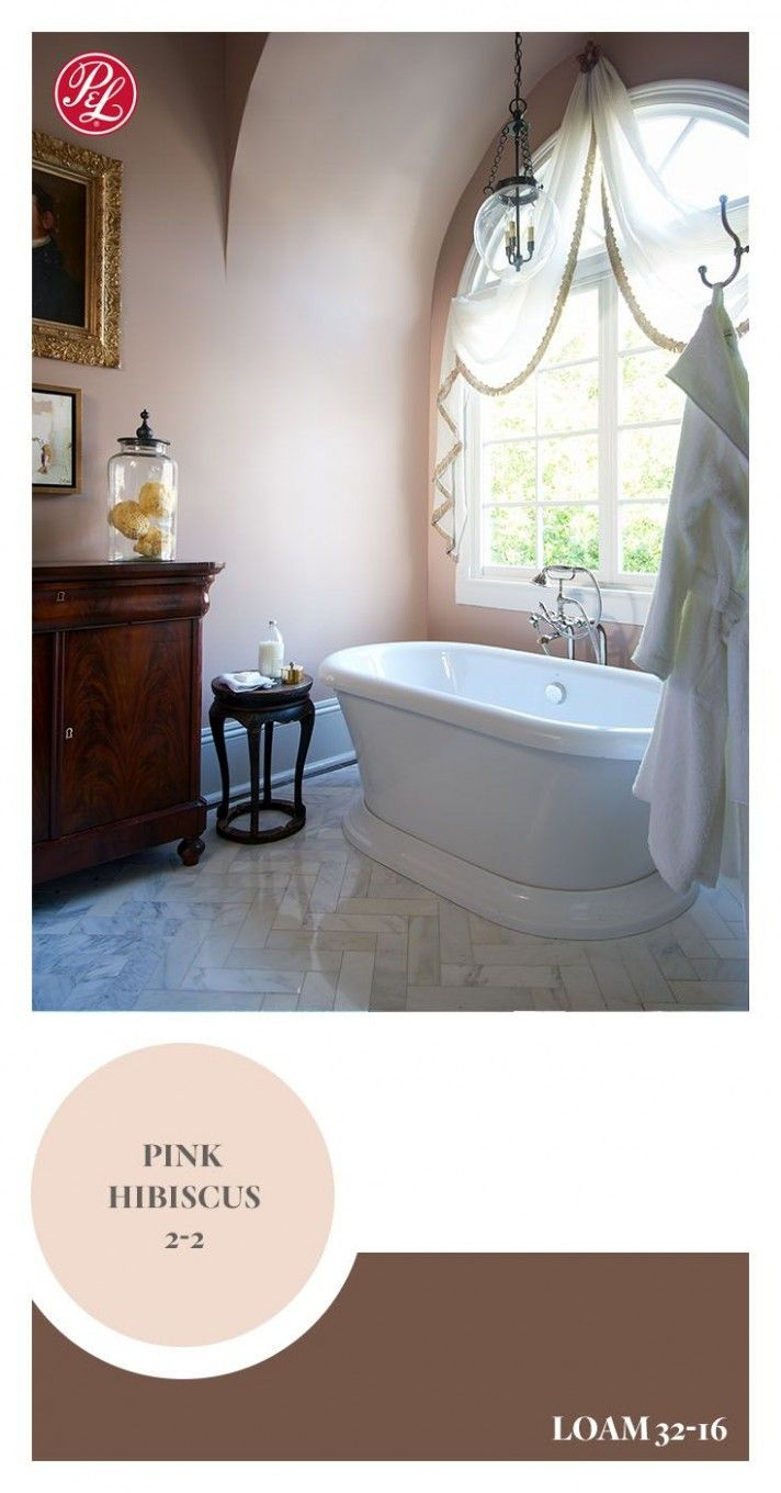 Paint Color To Match Pink Bathroom Di 2020